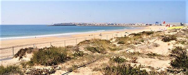 Peniche beach: Supertubos