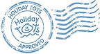 Holiday Tots badge