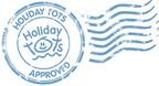 Holiday Tots badge