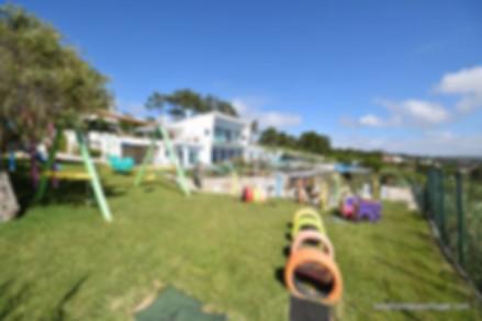 playground: child friendly villa