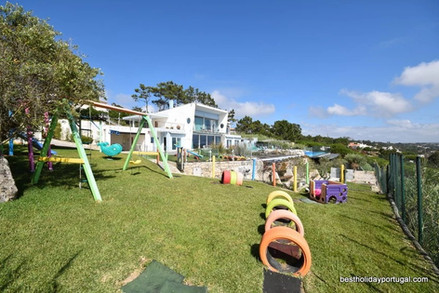 playground: child friendly villa