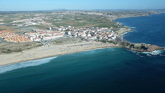 Praia da Consolacao, Peniche
