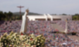Fatima, Virgin Mary Celebrations