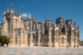 The Monastery of Batalha, Silver Coast, Portugal