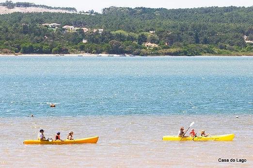 Water sport activities for families