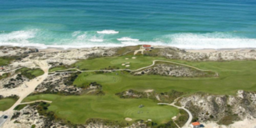General view of Praia del Rey Golf Course