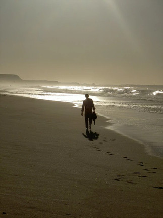 Portugal, Silver Coast vast beaches