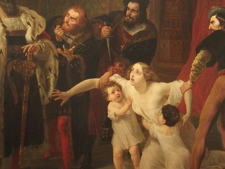 The tragic and amazing love story of Pedro and Ines, much before Shakespeare!