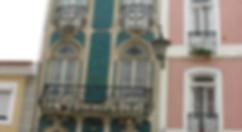 """""""Art Noveau"""" Caldas da Rainha, Portugal holidays"""