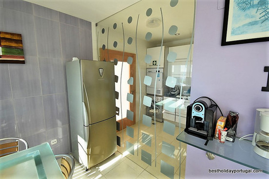 Luxury villa for families: 2 fridges and one laundry room