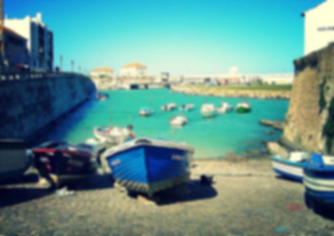 Peniche fishing town