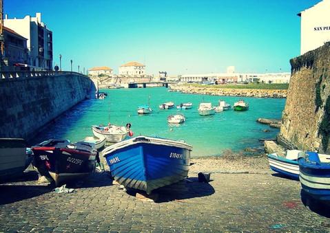 Peniche fishing town