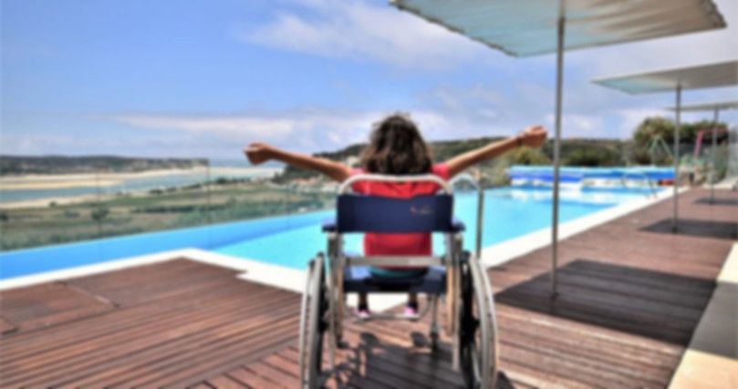 Disabled friendly villa in Portugal