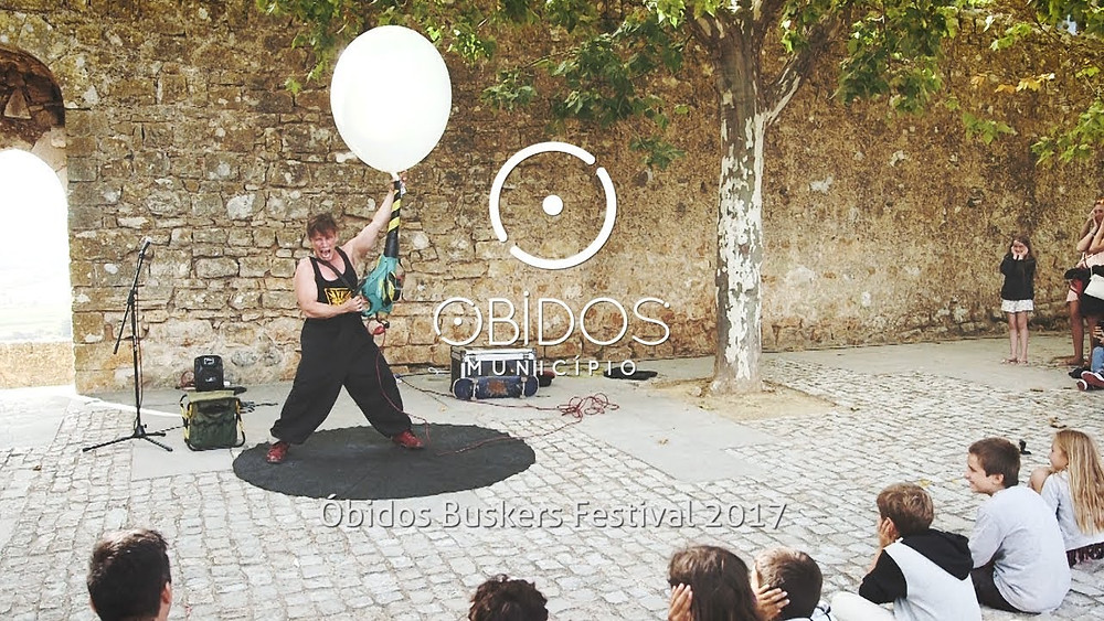 Obidos Buskers International Festival