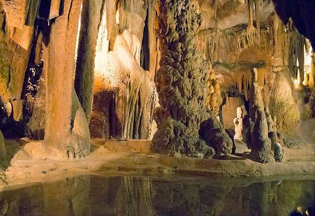 silver coast: caves of Alvados