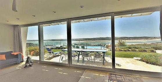 living room: holiday villa portugal