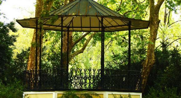 In the park, Caldas da Rainha