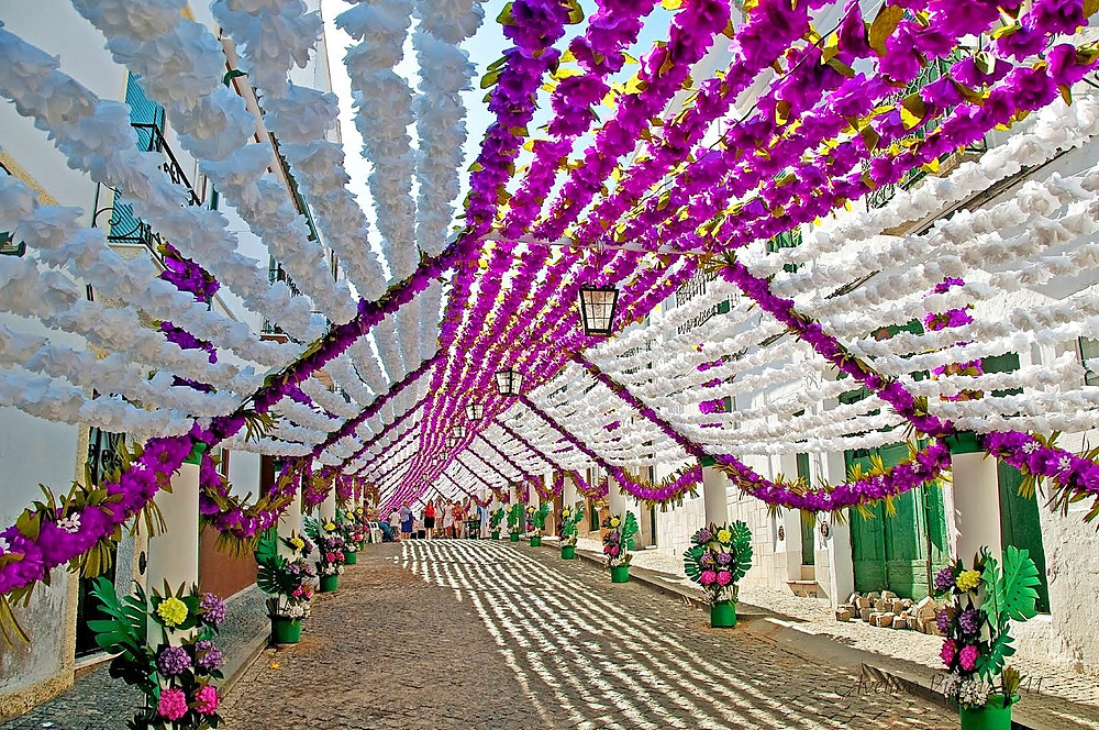 Stay at Casa do Lago to attend the amaizing Flowers Festivities in Campo Maior, Portugal