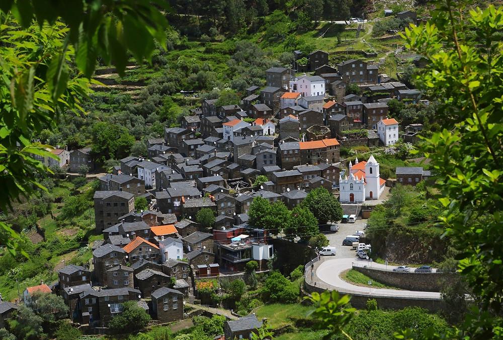 Historic village of Piodao in Portugal