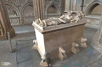 Tomb of the King Joao and the Queen Philippa of Lancaster