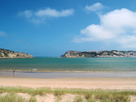 Guide to the best beaches of the Silver Coast of Portugal
