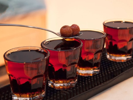 Ginja de Obidos: going to Portugal and not to taste this liquor is an unforgivable sin!