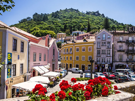 Sintra: a Fairy Tale Portuguese Gem!