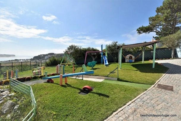 luxury villa for child holidays in Portugal