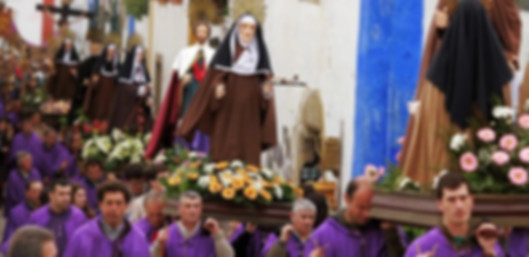 Holy week Celebrations at Obidos