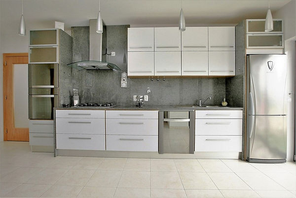 kitchen appliances of casa do lago, family villa holiday destinations