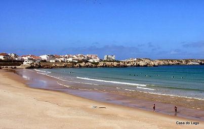 Baleal north beach, Portugal