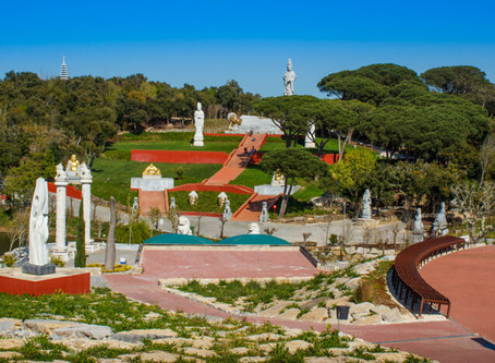 The Buddha Garden in Portugal: The biggest oriental garden outside Asia!