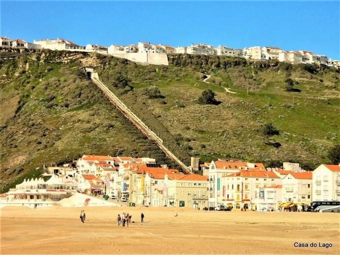 Nazareth: Portugal beach holidays
