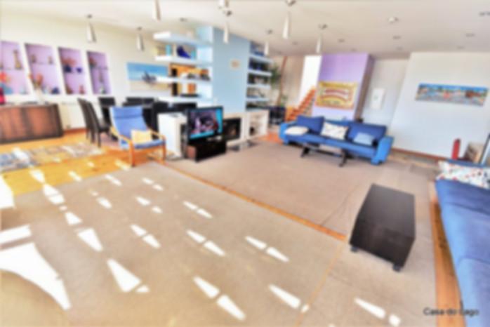 Family friendly living room