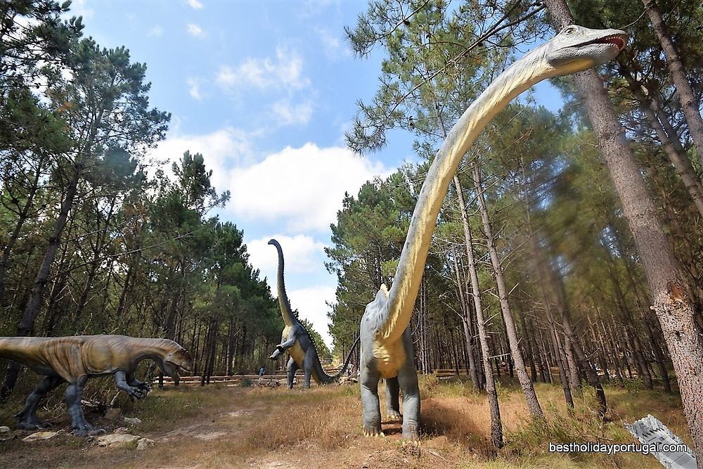 Dino Park, kids friendly museum, Portugal