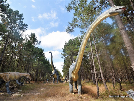 Dinosaur Park of Lourinha, among the biggest Theme Parks in Europe!!!