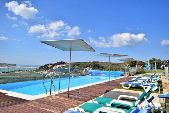 Large, heated, private and enclosed pool