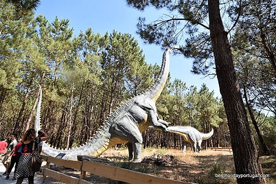 Dino Park, the biggest theme park in Portugal