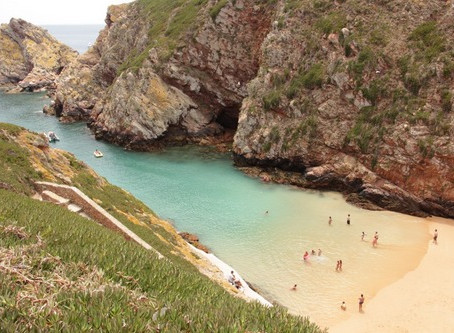 372 awarded beaches with the Blue Flag in Portugal