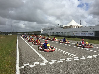 disabled friendly karting school