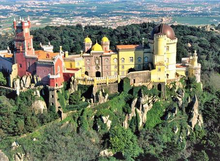 Sintra: UNESCO World's Cultural Landscape!