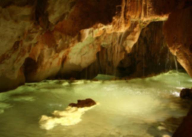 caves of Moeda, silver coast, Portugal