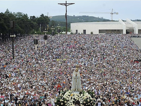 Fatima, the world's famous Virgin Mary Cult Center