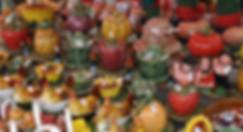 Local pottery: Caldas da Rainha, Silver Coast