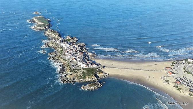 Baleal beach, Silver Coast, Portugal