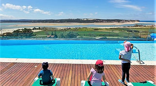 Family, kids, tots holidays Portugal