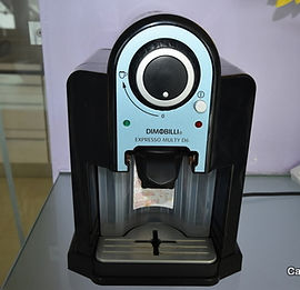 New expresso coffee machine, allowing different methods to make coffee