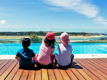 Best choice for family villa holidays in Portugal: Casa do Lago.