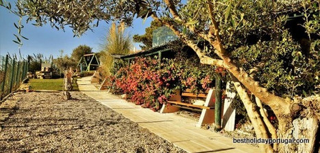 disabled friendly promenade in this villa holidays Portugal