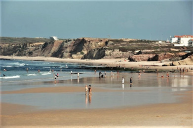 South Beach: Baleal, Silver Coast,Portugal